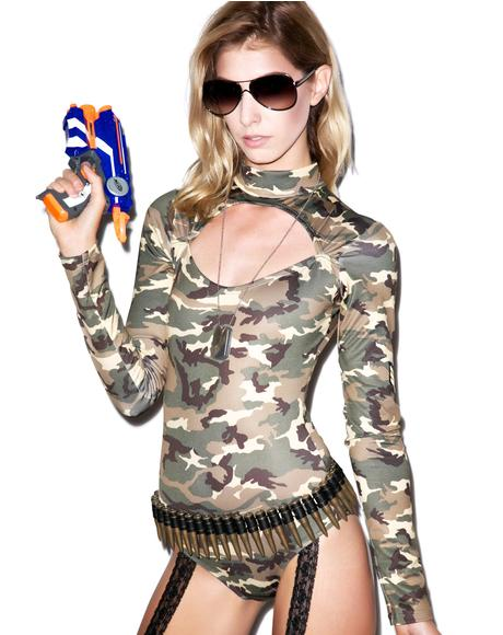 Shoot 'Em Down Costume
