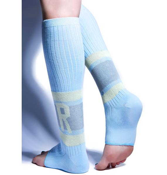 Stance Ivy Tip Toe Baby Boot Socks