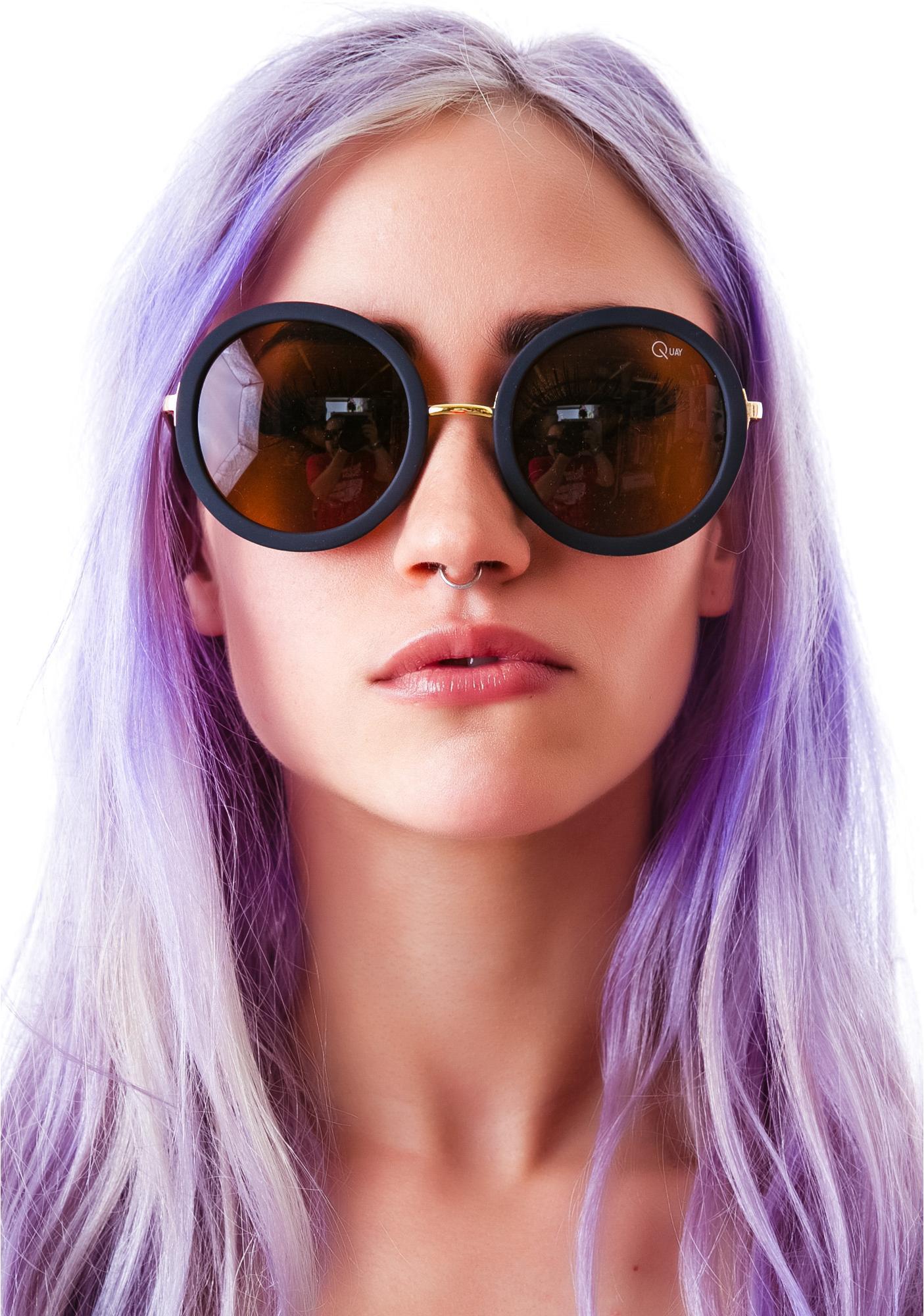 Quay Eyeware Bonny Sunglasses