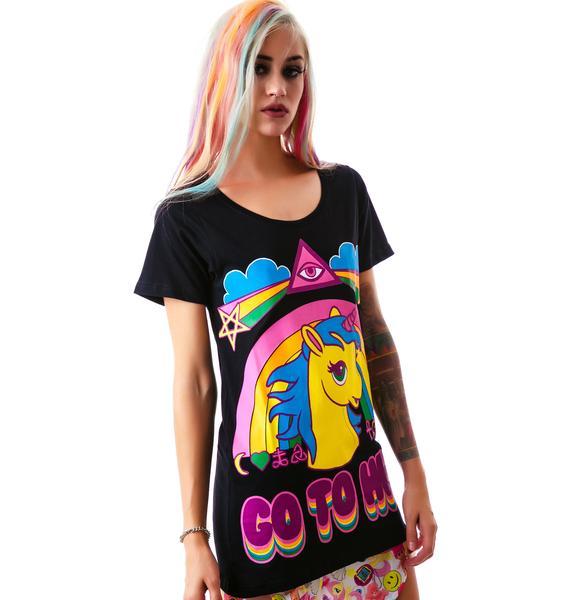 Killstar Go To Hell T-Shirt