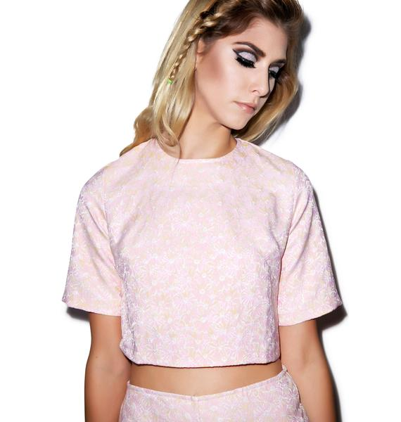 Motel Alya Crop Top