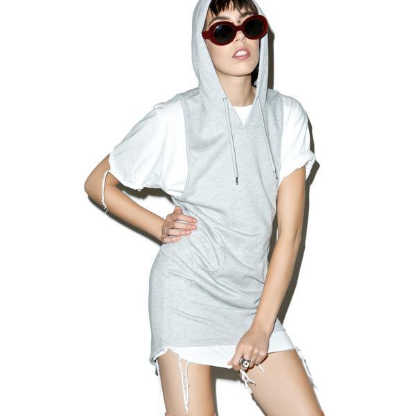 Winners League Hooded Dress