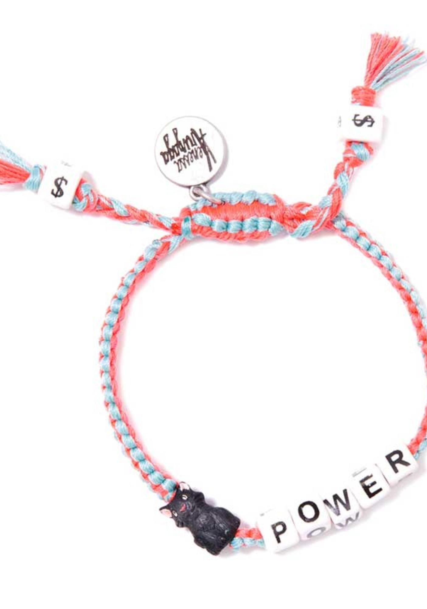 Venessa Arizaga Cat Power Bracelet