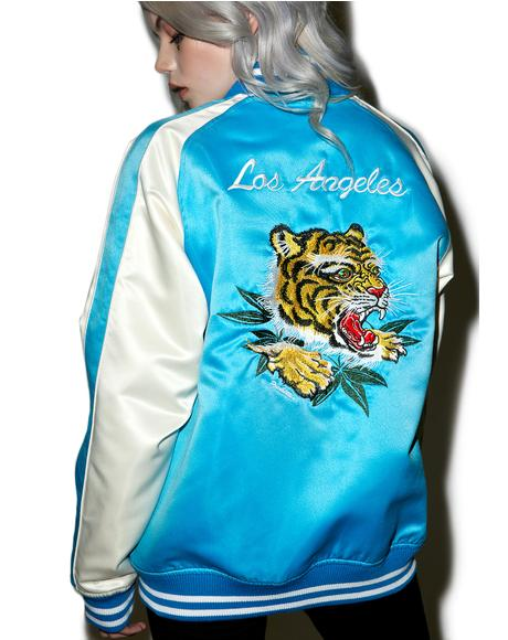 Ska Tiger Reversible Jacket