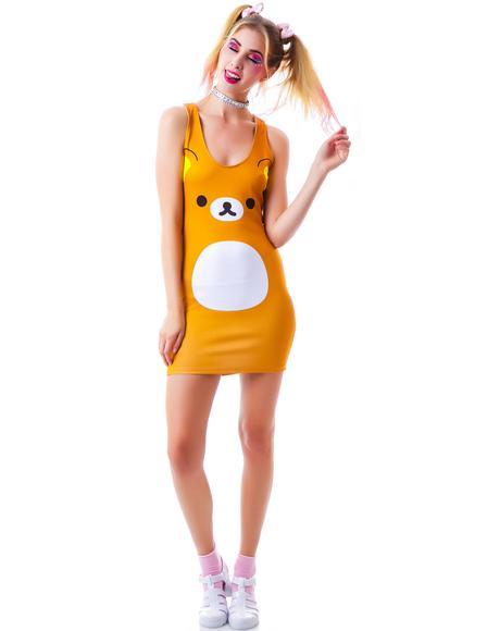 Rilakkuma Bodycon Dress