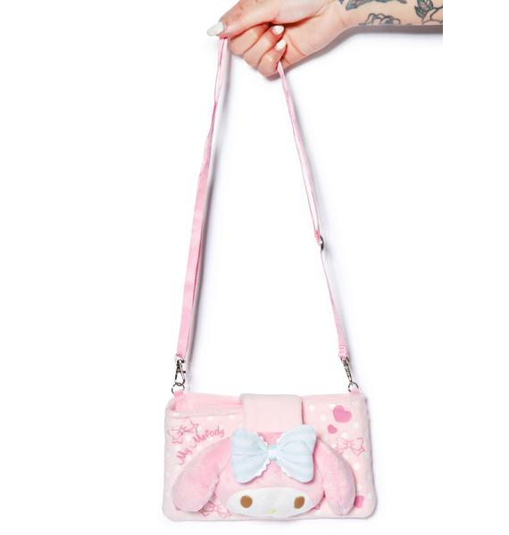 Sanrio My Melody Plush Bag