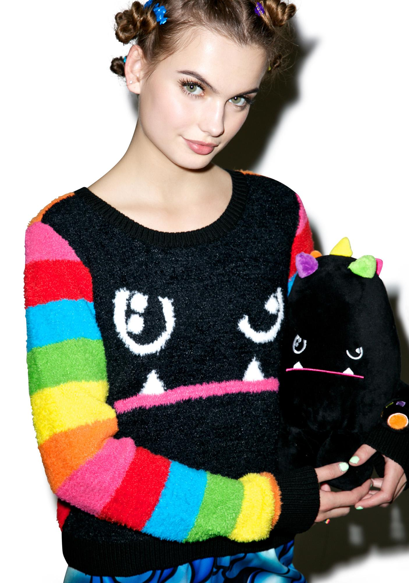 Iron Fist Mad Dog Crop Sweater