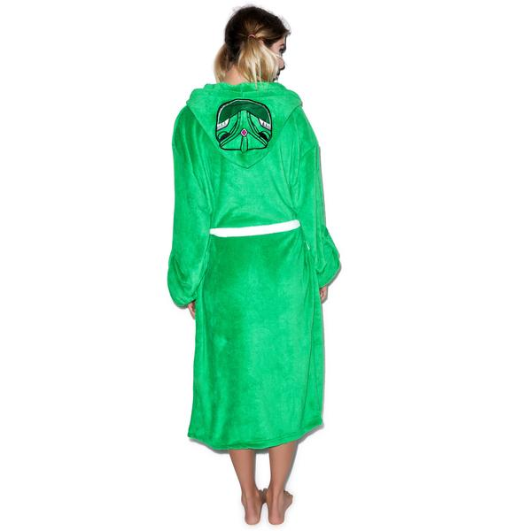 Undergirl Power Rangers Robe