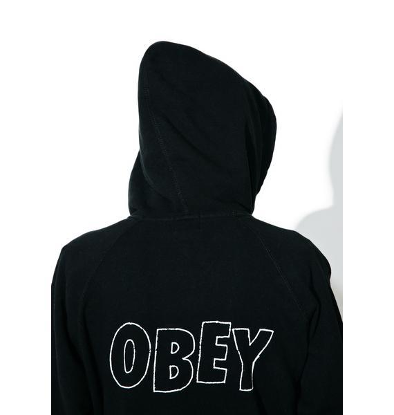 Obey Lo-Fi Hoodie