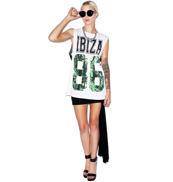 Ibiza 86 Mesh Back Jersey