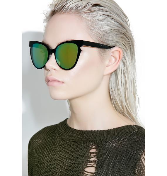 Envy Cat Eye Sunglasses