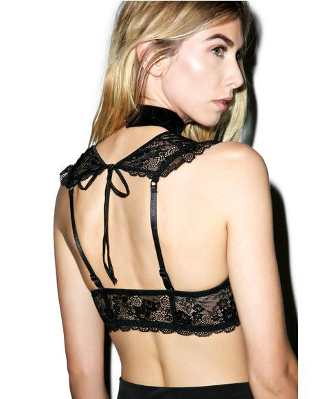 Redemption Lace Bra