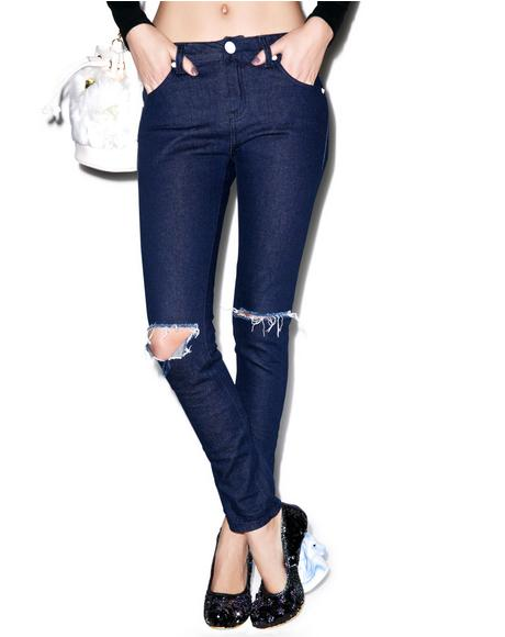 Rich Club Skinny Jeans