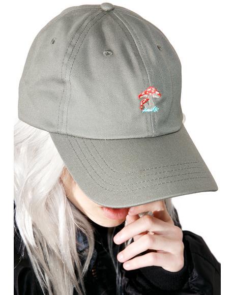 Mushroom Dad Hat