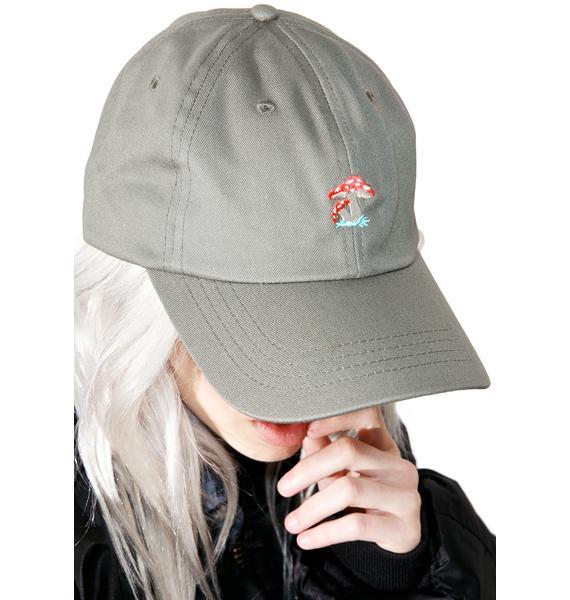 CRSHR Mushroom Dad Hat