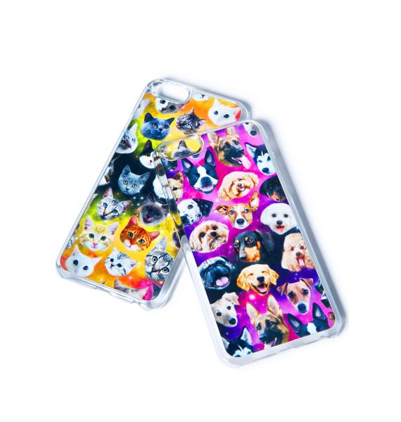 Galaxy Puppy iPhone 6 Case