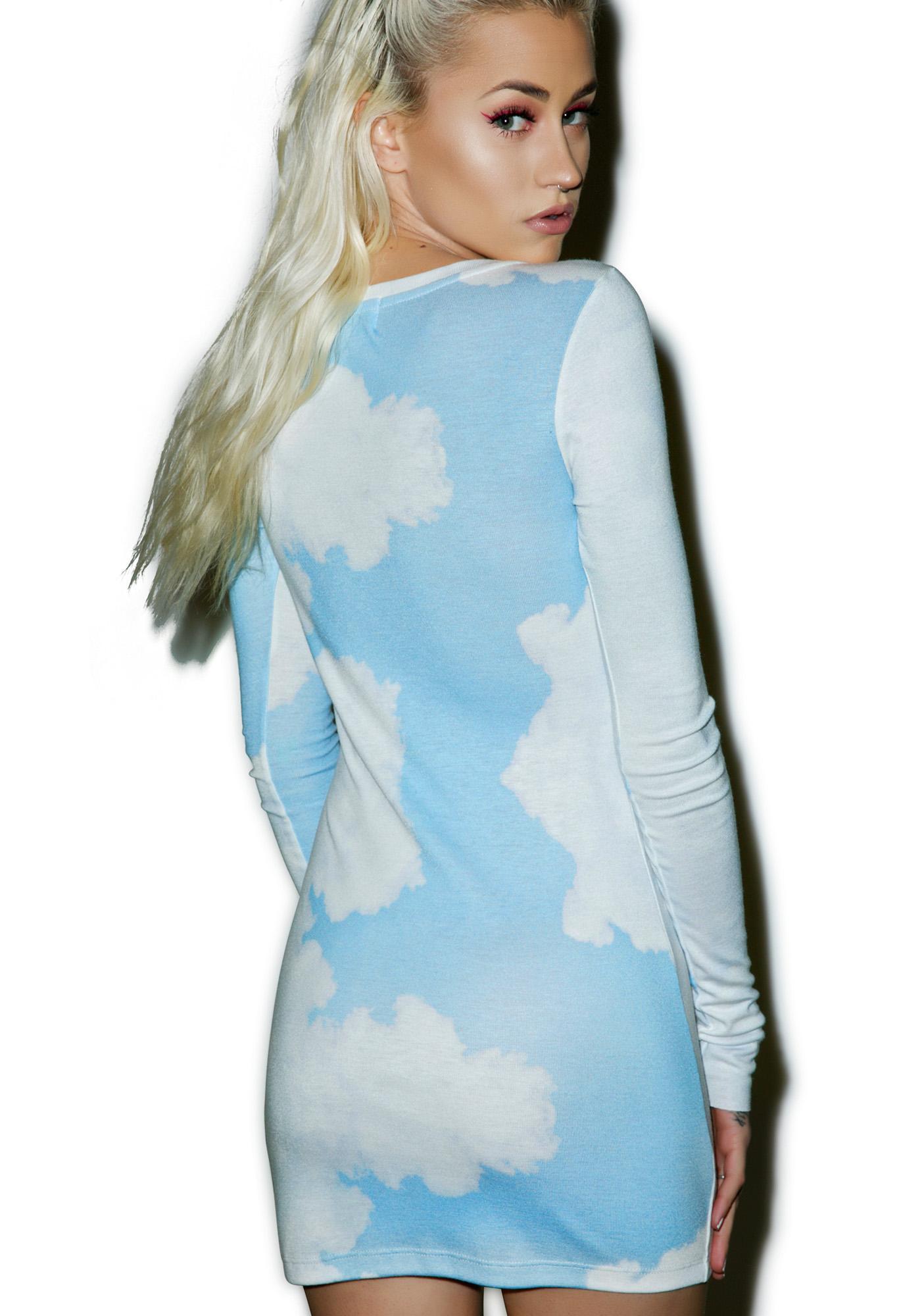 Wildfox Couture Stairway To Heaven Arizona Dress