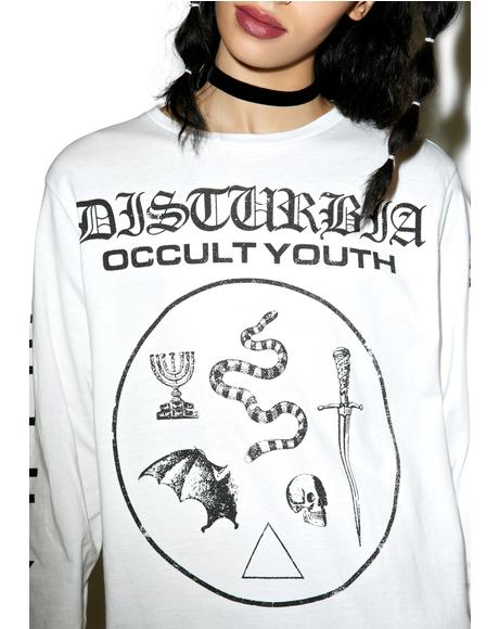 Occult Youth Longsleeve Tee