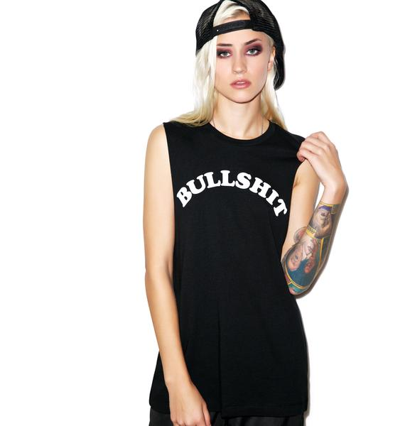 Kill Brand I Call Bullshit Sleevless Tee