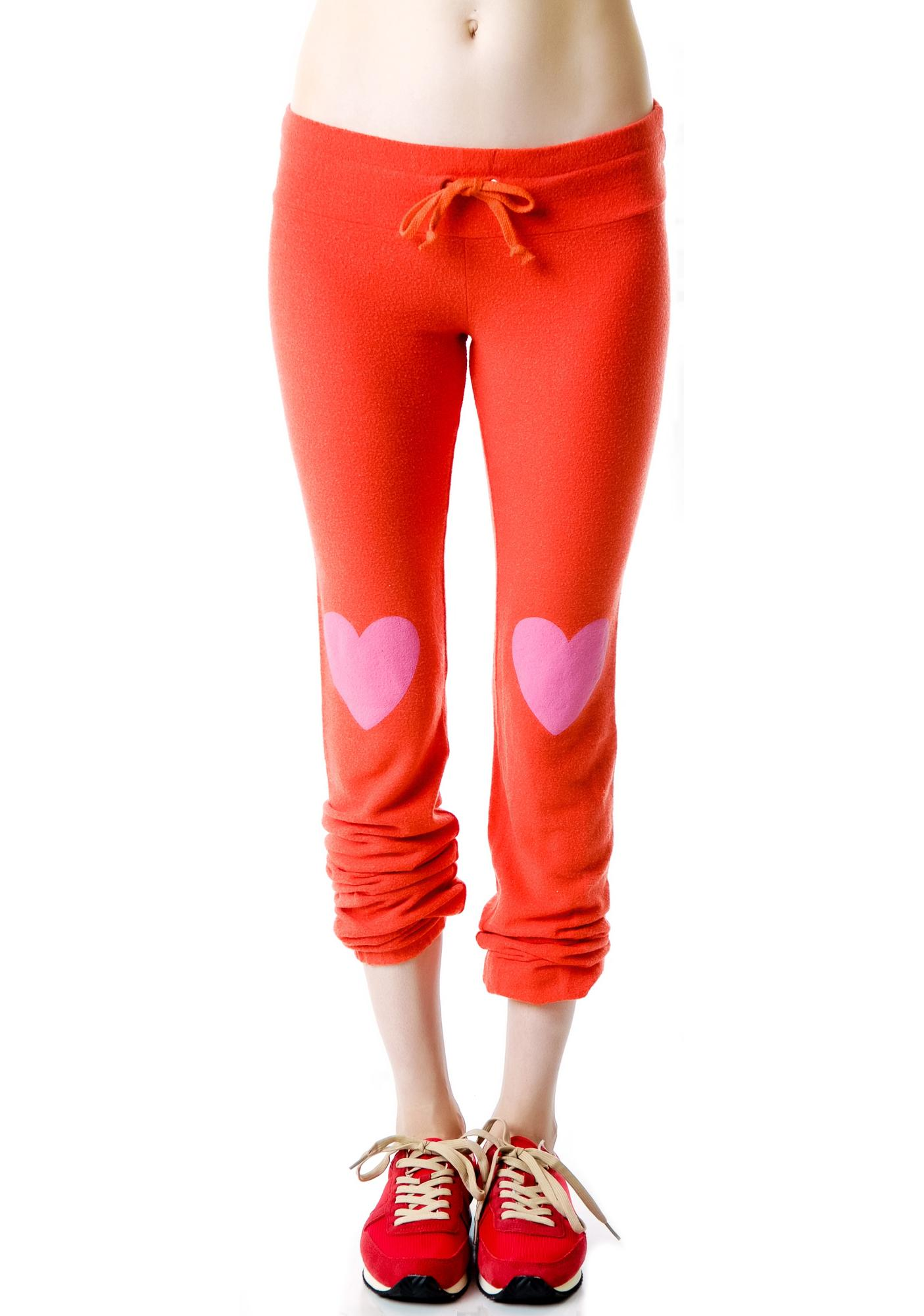 Wildfox Couture Lover Skinny Sweats
