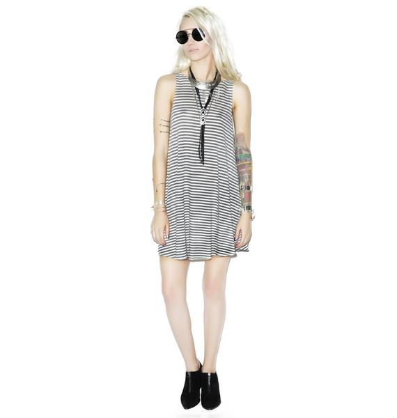 Wildfox Couture Fox Stripe Cassidy Dress
