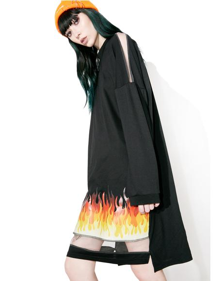 Scorch Dress