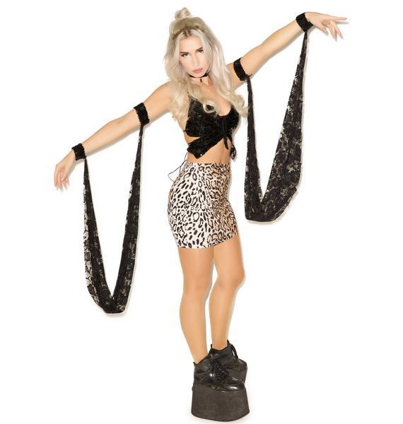 I Dream of Genie Dancer Scarves
