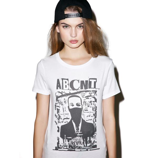 ABCNT Corporate Ransom Tee