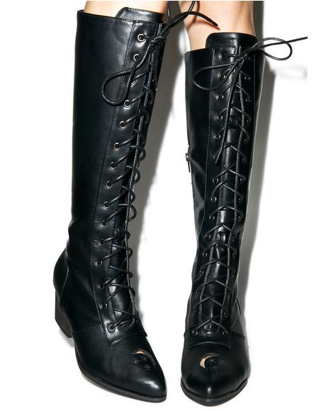 Aura Knee High Boots