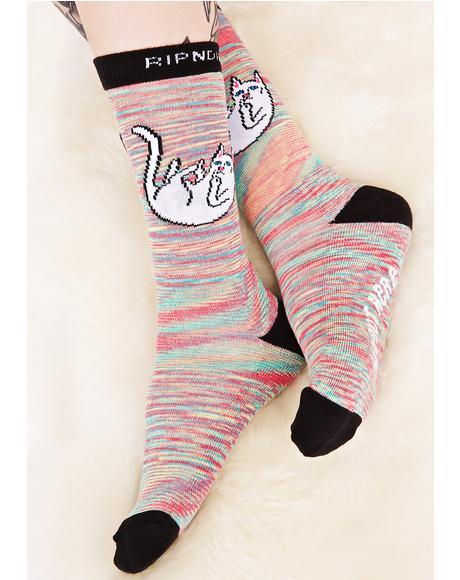 Falling For Nermal Socks