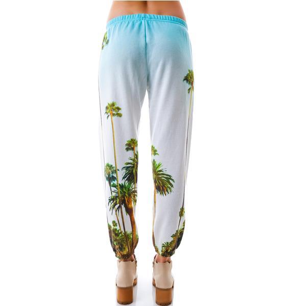 All Things Fabulous Palm Tree Sweats