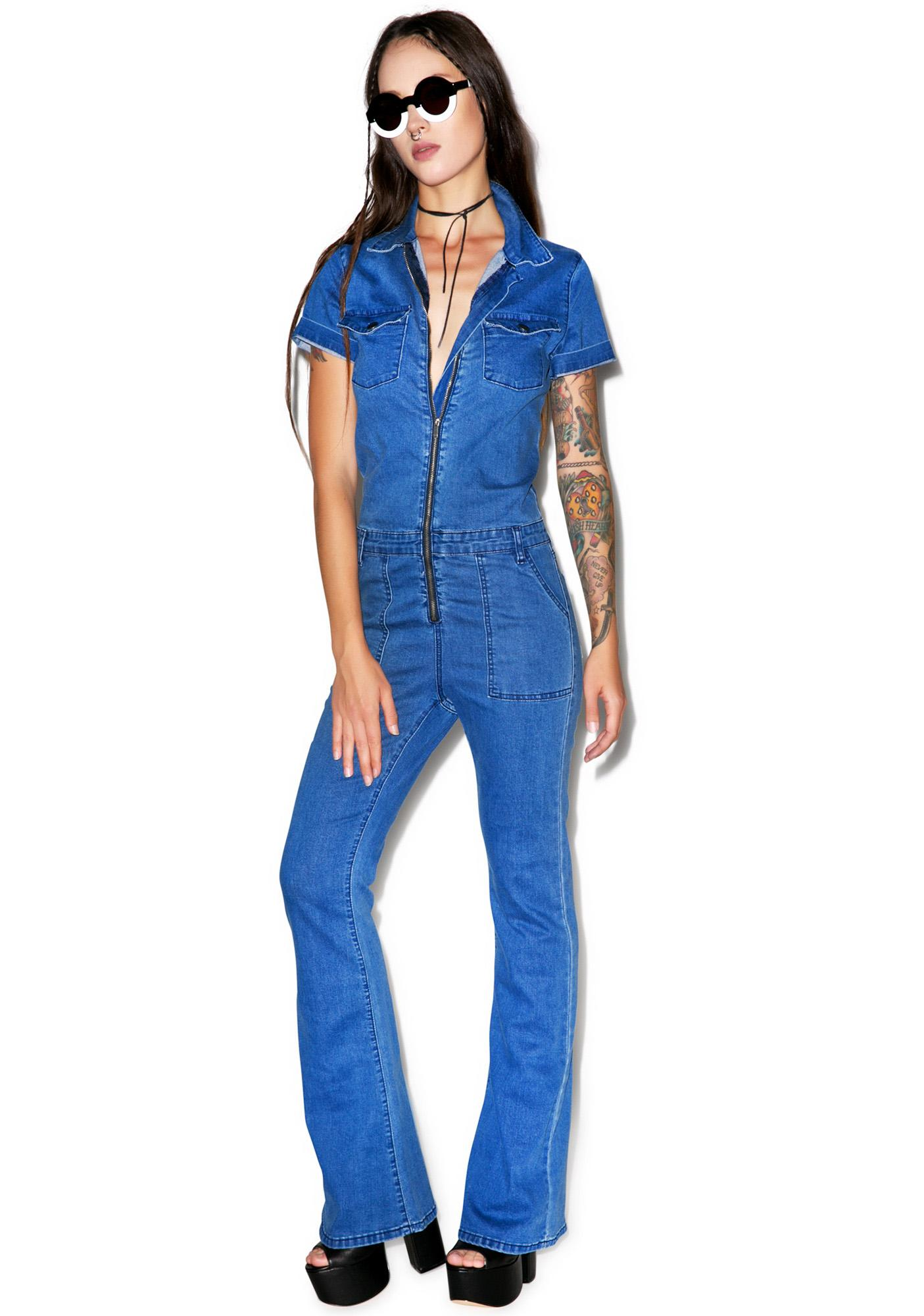Glamorous Independent Woman Jumpsuit