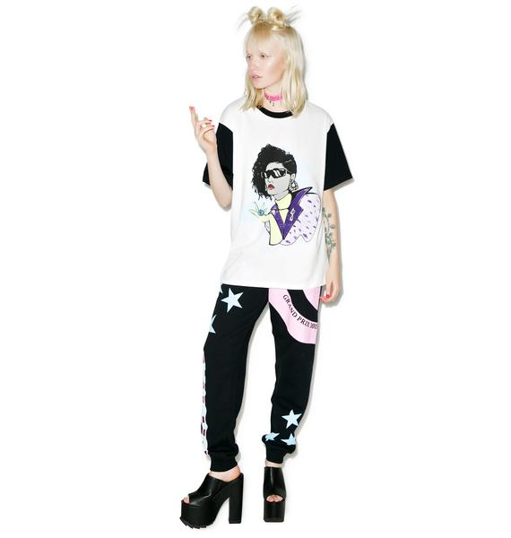 Joyrich Pop Girl Tee
