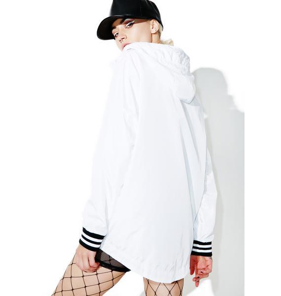 MeYouVersusLife Hood Windbreaker Jacket