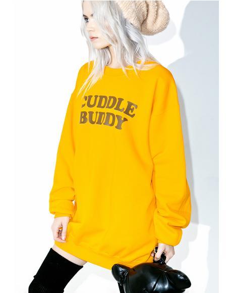 Cuddle Buddy Sweatshirt