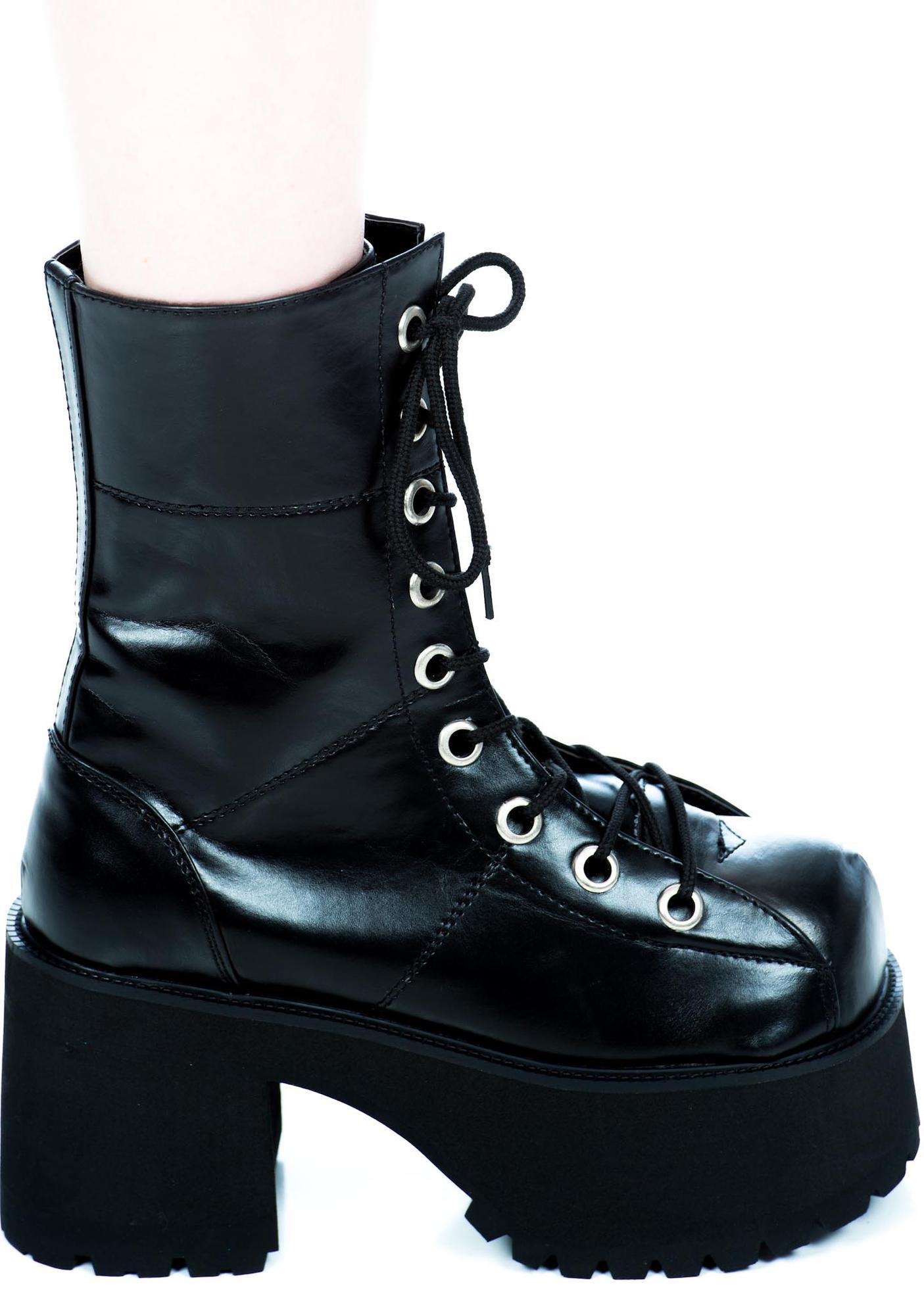 Demonia Ranger Boots