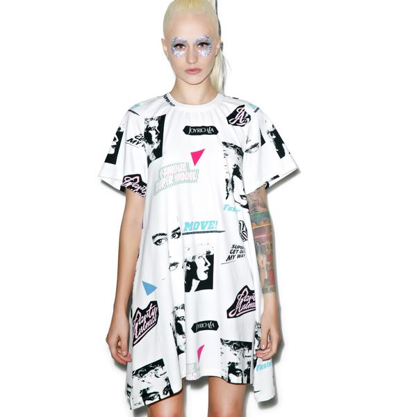 Joyrich Editorial Map Angelic Dress