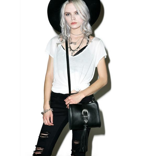 Vanessa Mooney X Sancia Buckle Bag