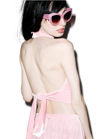 Sporty Doll Halter Top