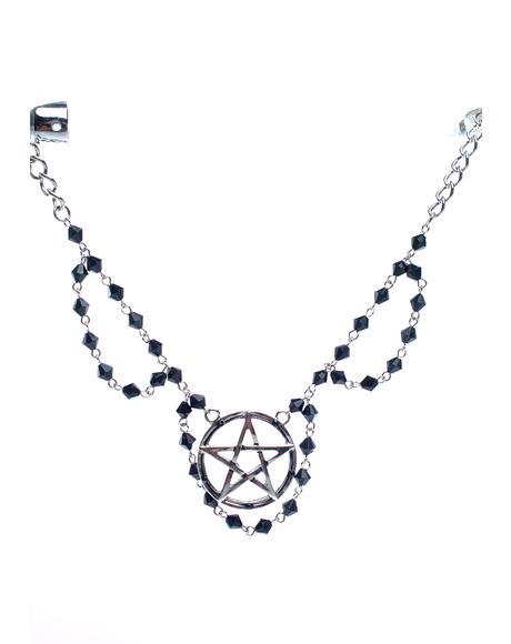 Malicious Pentagram Necklace