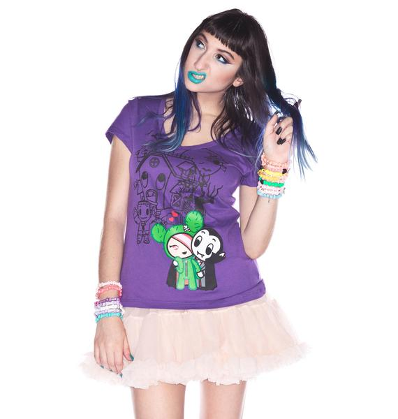 Tokidoki Monster Mash Tee