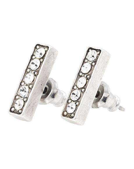 Femme Fatale Antiques Earrings Silver