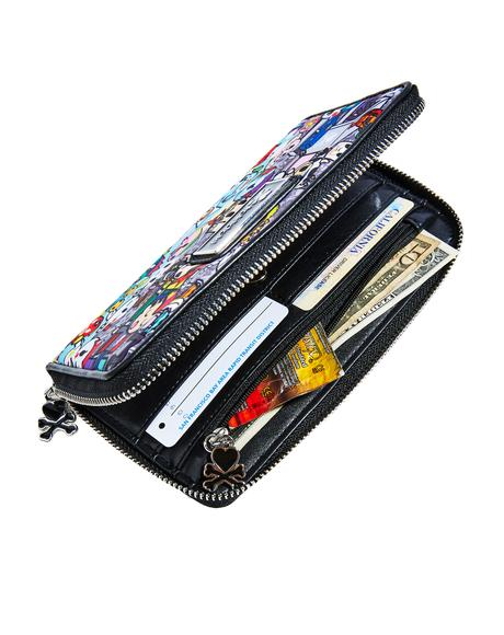 Jetsetter Large Wallet