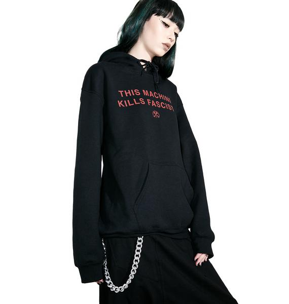 Civil Clothing Machine Pullover