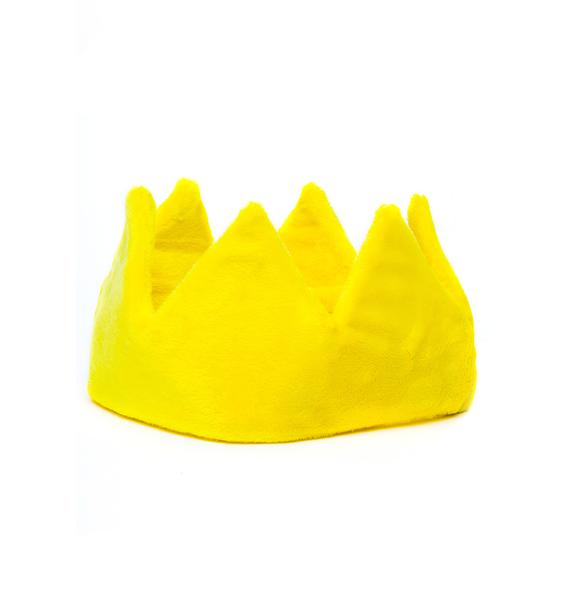 Adeen Plush Crown