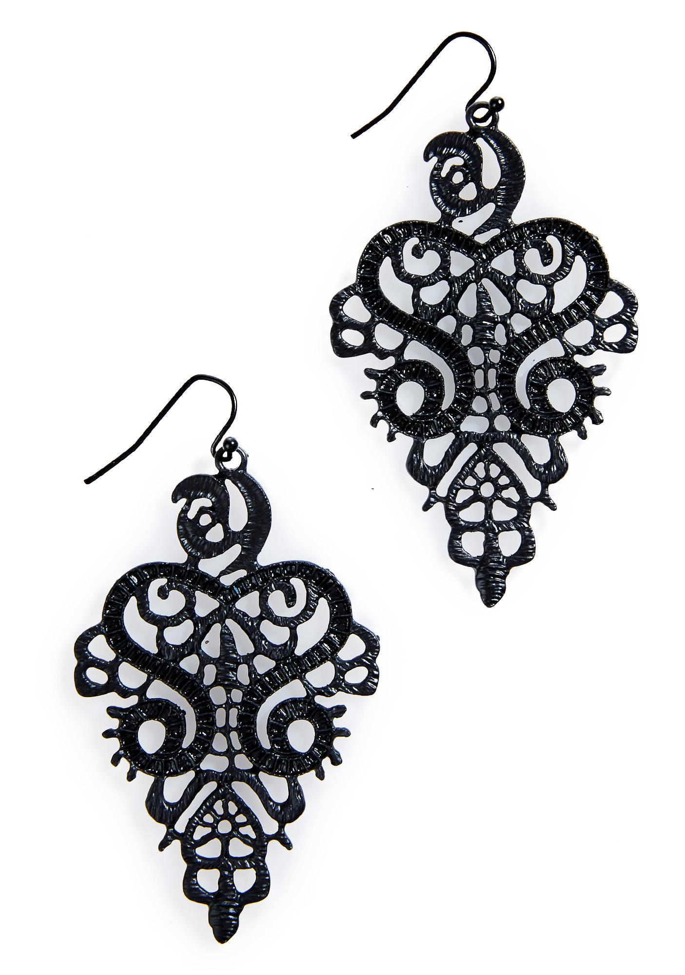 Vienna Charm Earrings