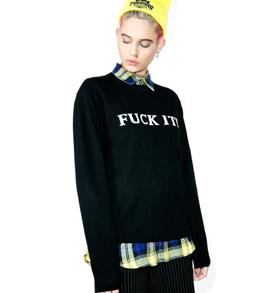 HUF Solution Sweater