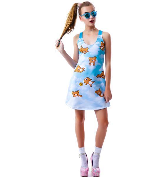 Japan L.A. Rilakkuma Sky Dress