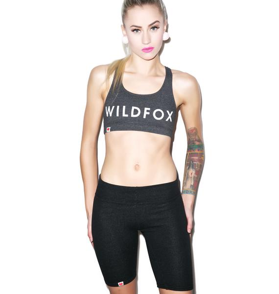 Wildfox Couture Classic Fox Biker Shorts