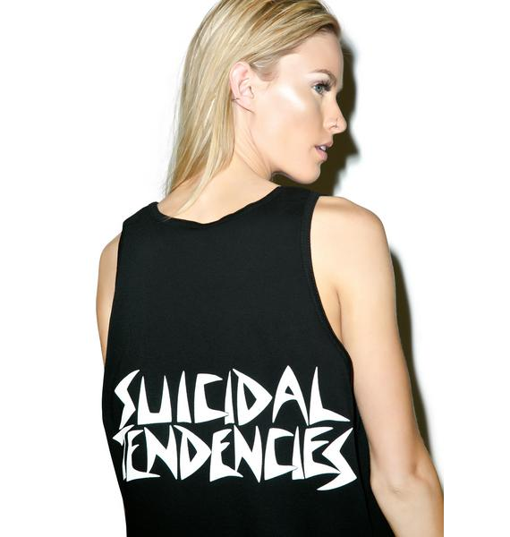 Suicidal Tendencies OG Dude Tank Top